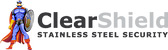 ClearShield-Stainless-Steel-Security-Logo